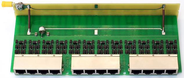 Грозозащита Ethernet